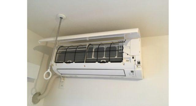 エアコンクリーニング 頻度